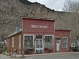 Georgetown Colorado building 1867.jpg