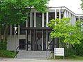 Geoscience Museum Göttingen Entrance.JPG