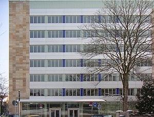 Germany Nuernberg Georg-Simon-Ohm-Fachhochschule
