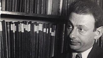 Gershom Scholem - Scholem, 1935
