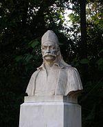 Προτομή του Γεωργίου Καραϊσκάκη στο Πεδίο του Άρεως, στην Αθήνα
