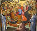 Gherardo starnina, sepoltura e asunzione della vergine, 1408-09 ca. 03.JPG