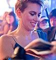Ghost In The Shell World Premiere Red Carpet- Scarlett Johansson (23552160908) (cropped).jpg