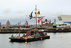 Giants weekend boat, Canning Dock 2018.jpg