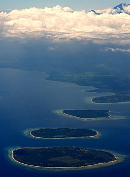 Gili Islands & Gunung Rinjiani, Lombok, Indonesia