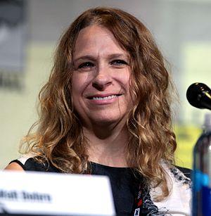 Gina Shay - Shay at the 2016 San Diego Comic-Con
