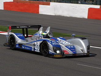 2009 Le Mans Series - Miguel Amaral and Olivier Pla won the LMP2 class title for Quifel ASM.