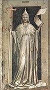 Giotto di Bondone - No. 44 The Seven Virtues - Faith - WGA09271.jpg