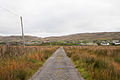 Gleann Cholm Cille Road between the Townlands of Beefan and Straid 2010 09 24.jpg