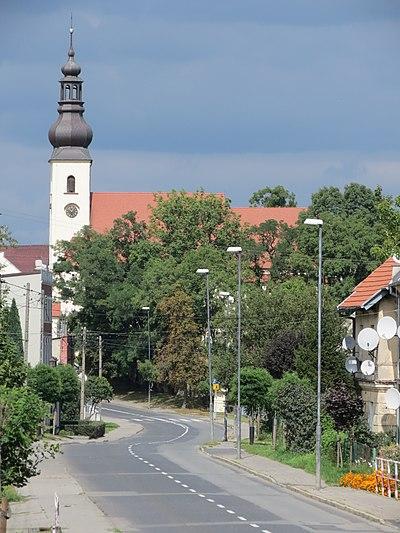 Kościół Wniebowzięcia Najświętszej Maryi Panny w Gliwicach-Łabędach