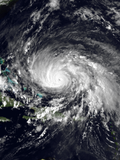 Hurricane Gloria Category 4 Atlantic hurricane in 1985