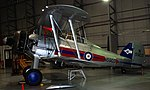 Gloster Gladiator Mk.I, Imperial War Museum, Duxford. (31097536285).jpg