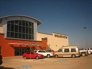 Gold's Gym - Gold's Gym in Laredo, Texas
