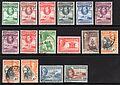 Gold Coast stamps 1938 & 1948.jpg