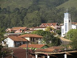 Downtown area of Gonçalves