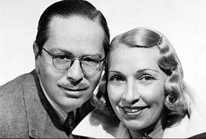 Goodman Ace - Goodman and Jane Ace, 1938.