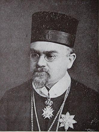 Gorazd (Pavlík) - Image: Gorazd (Matěj Pavlík)