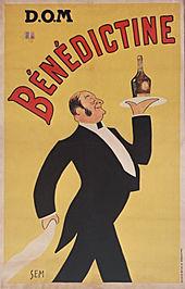 La Bénédictine, boisson du pouvoir socialiste ?