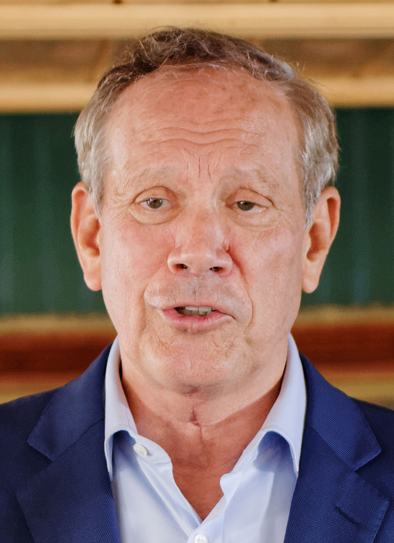 Governor of New York George Pataki at Belknap County Republican LINCOLN DAY FIRST-IN-THE-NATION PRESIDENTIAL SUNSET DINNER CRUISE, Weirs Beach, New Hampshire May 2015 by Michael Vadon 19 (cropped).jpg