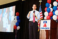 Governor of Wisconsin Scott Walker at Northeast Republican Leadership Conference in Philadelphia PA June 2015 by Michael Vadon 06.jpg