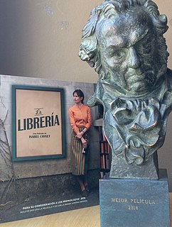 Goya Awards Annual film awards in Spain