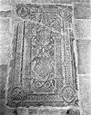 grafsteen in de zuid kooromgang - arnhem - 20024696 - rce