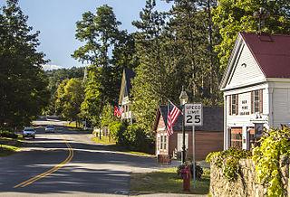 Grafton Village Historic District United States historic place