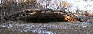 Graham Cave State Park