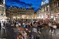 La Plaza Mayor de Bruselas
