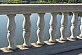 Granite balustrade - Arlington Memorial Bridge - 2013-09-30 (10937290145).jpg