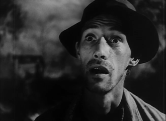 John Carradine - As preacher Casy in The Grapes of Wrath (1940)