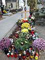 Grave of Wioletta Willas - 01.jpg