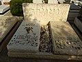 Grave of Yocheved and Eliyahu Vinograd.jpg