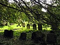 Graveyard at St Swithuns near Combe - geograph.org.uk - 62302.jpg
