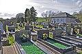 Graveyard of the Bethyl Baptist Chapel - Llangyndeyrn - geograph.org.uk - 1249594.jpg