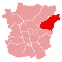 Map of Ries (Graz)