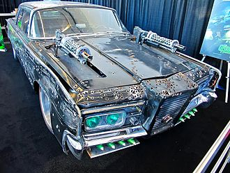 The Green Hornet (2011 film) - A Black Beauty used in the film