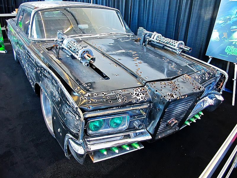 File:Green Hornet car.jpg - Wikimedia Commons