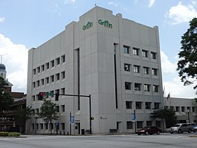 Griffin City Hall, City Services Building (2015).JPG