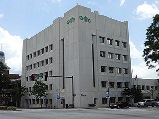 Griffin, Georgia City in Georgia, United States