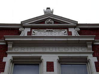 Grim Building - Image: Grim Building Kirksville Mo 3