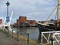 Grimsby - MFV Ross Tiger view towards Corporation Bridge - geograph.org.uk - 1521698.jpg