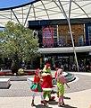 Grinch at the Pacific Fair, Gold Coast, Australia, 2018.jpg