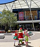Grinch at the Pacific Fair, Gold Coast, Australia, 2018.jpg