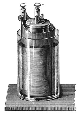Grove cell - Grove cell (1897)