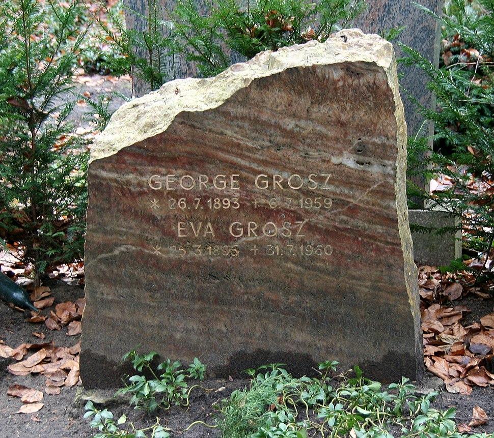 Grosz-tomb
