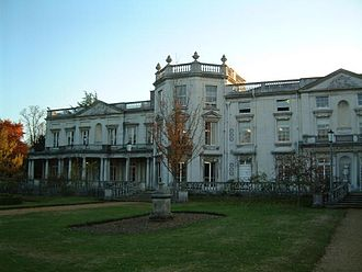 Grove House, Roehampton - Grove House
