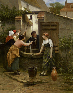 Guillaume Seignac - By the Well