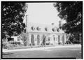Gunston Hall, 10709 Gunston Road, Lorton, Fairfax County, VA HABS VA,30-LORT,1-3.tif