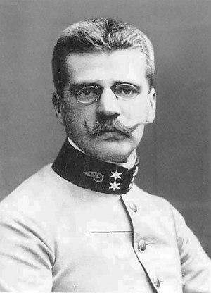 Gunther Burstyn - Oberleutnant Gunther Burstyn